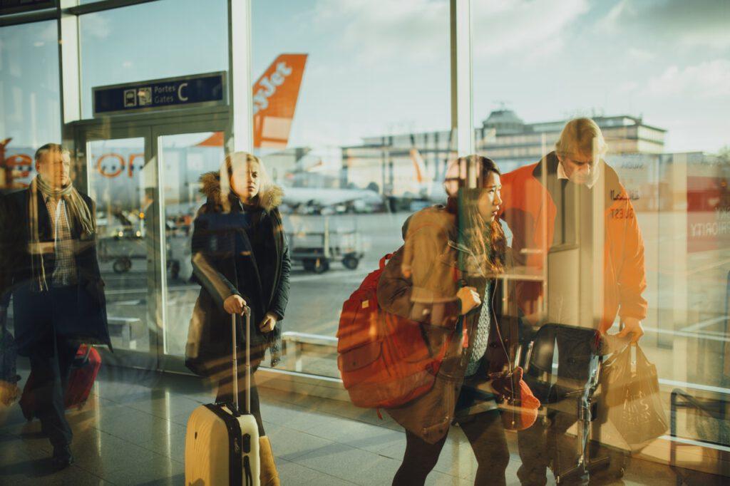 lost baggage travel air claim